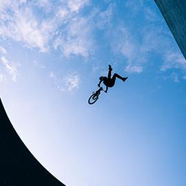 AUDI NINES / Bike
