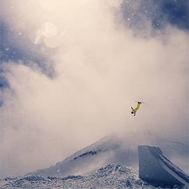 RED BULL / Generations Of Freeskiing